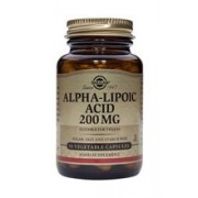 Alpha Lipoic 200mg Solgar 50cps