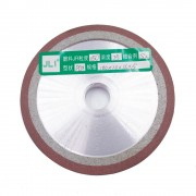 JLI 1 Pc Diamond Wheel 150/180/240/320/400 Grits 100mm Abrasive Disc Degree For Saw Blade Grinding Disc Rotary Tools