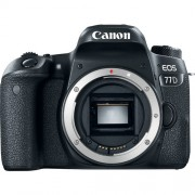 Canon EOS 77D Twin kit with 18-55 IS STM and 55-250mm IS STM Lens Digital SLR Camera (HS code: 8525 8020)