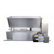 Zdrobitor-desciorchinator electric ENO 15 INOX, 0.75 kW, 1600-1800 kg/h
