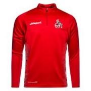 FC Köln Score Trainingsshirt Kwartrits - Rood/Wit