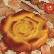 Forma din silicon pentru tort Floare de Trandafir