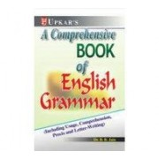A Comprehensive Book On English Grammer (Eng.-Hindi)