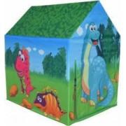 Cort de joaca pentru copii 2 ani - 5 ani Casuta lui Dino
