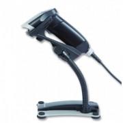 Баркод скенер Opticon OPR3201, USB, стойка, черен
