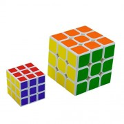 Magic Cube _size 3x3x3 (pack of 2cube) small,big cubes