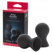 Päťdesiat odtieňov sivej - Nothing but Sensation prísavky na bradavky