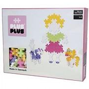 Plus-Plus Preschool Pastel Midi Building Set (150 Piece)