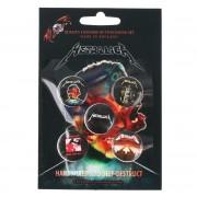 Metallica kitűzők - RAZAMATAZ - BB016