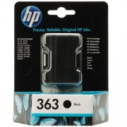 Cartridge HP No.363 C8721EE black, C6180/C7180/D7360/8250/3210/3310 410str.