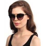 Djorn Cat-eye Sunglasses(Grey)