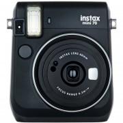 Camara Fujifilm Instax Mini 70 Instantanea Espejo Selfie - Negro