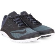 Nike FS LITE RUN 2 Running Shoes For Men(Grey, Black)