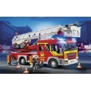 Brandbil med ljus och ljud (Playmobil City Action 5362)