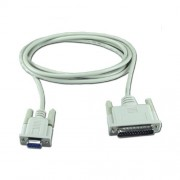 Сериен кабел за принтер (DB9M-DB25T), 1.8м