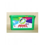 Detergent 39 capsule Ariel All in One, Color, 39 spalari