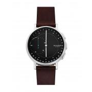 メンズ SKAGEN CONNECTED Signatur Hybrid Smartwatch スマートウォッチ ブラック
