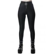 Pantaloni da donna (leggins) KILLSTAR - Sin With Me Disco - KSRA001053