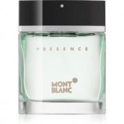 Montblanc Presence eau de toilette para hombre 75 ml