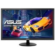 "Monitor Gaming TN LED ASUS 27"" VP278QG, Full HD (1920 x 1080), VGA, HDMI, DisplayPort, Boxe, 75 Hz, 1 ms (Negru)"