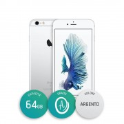 Apple Iphone 6s - 64gb - Grado A - Argento