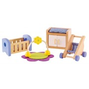 Hape-Wooden Baby'S Room