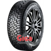Continental Conti Ice Contact 2 SSR ( 205/55 R16 91T , pneumatico chiodato, runflat )