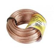 Hama Speaker Cable 2x1,5 mm2 - 10m - Transparent