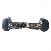 "8.5"" Camo Green Hummer Monster Water Resistant Segway"