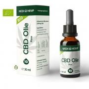 Medihemp Raw CBD olie 10% - 30ml
