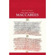 First and Second Maccabees, Paperback/Daniel Harrington