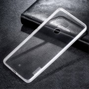 Sonstige Marke HTC U11 Plus Gummi Case Hülle 0.7mm Ultra Thin - Transparent