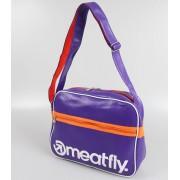 geantă (geantă de mână) MEATFLY - Geromes D - violet / Portocale