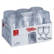 Set 6 pahare apa Bormioli Eco 230 ml