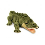 Keel Toys Grote pluche knuffel alligator/krokodil van 46 cm