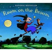 Room on the Broom Lap Board Book, Hardcover/Julia Donaldson