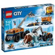 Lego 60195 Lego City Mobiele Onderzoeksbasis Op De Noordpool
