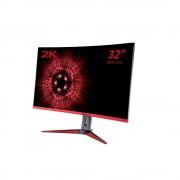 Hannspree HG 324 QJB Monitor Piatto per Pc Gaming 32'' Full Hd