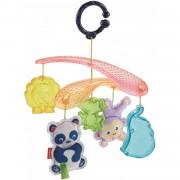 Fisher Price Fisher-price Móvil Mascotas De Paseo Móvil Para Bebé Mattel