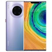 Huawei Mate 30 Pro 6.53 pulgadas sin Google Play 128 GB 8 GB RAM (sólo GSM, no CDMA) Smartphone desbloqueado de fábrica sin garantía 4G LTE versión china, color plateado (Space Silver)
