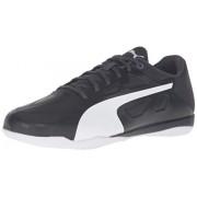 PUMA Men s Evospeed Sala 1.5 Soccer Shoe Black/White/Asphalt 8 D(M) US