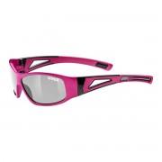 Uvex Occhiale sole Uvex Sportstyle 509 (Colore: rosa-nero, Taglia: UNI)