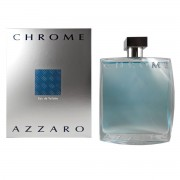 Azzaro chrome 200 ml eau de toilette edt profumo uomo