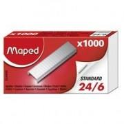 Maped Capse Standard 24/6 1000buc/set