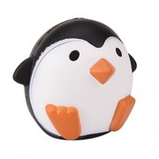 AST Works Squishy Slow Rising Penguin Style Anti Stress Squeeze Toys Kid Adults Gift LE