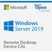 Microsoft Windows Remote Desktop Services 2019 Device CAL RDS CAL Client Access License 10 CALs