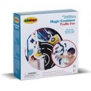 Edushape 23-delar Magic Creations Traffic Fun Set