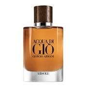 Acqua di giò absolu eau de parfum para homem 75ml - Giorgio Armani