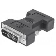 Adattatore DVI a VGA analogico M/F
