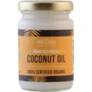 Ulei Akoma Skincare de cocos certificat organic presat la rece grad alimentar 100 ml